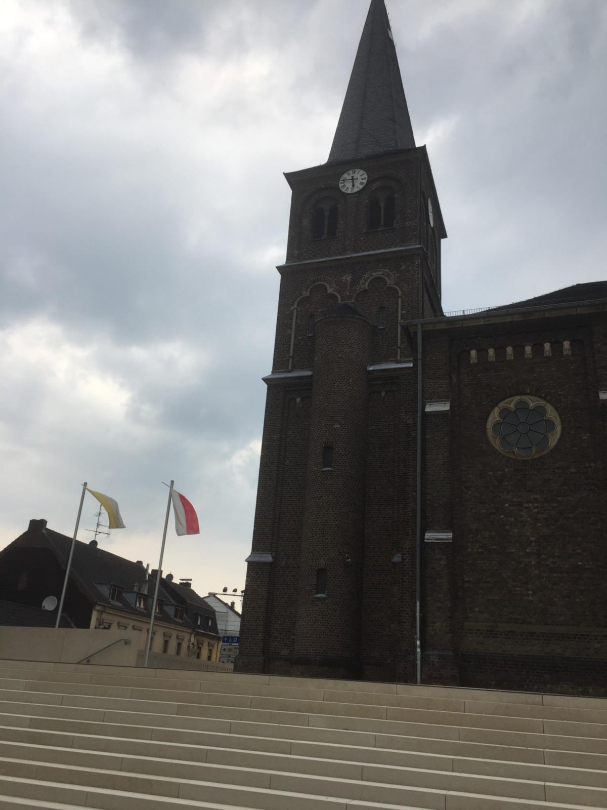 Katholische Kirche Köln Porz