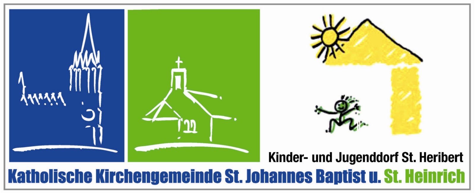 Logo Kinderdorf St. Heribert