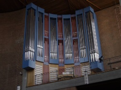 Rieger-Orgel in St. Martinus, Kaarst
