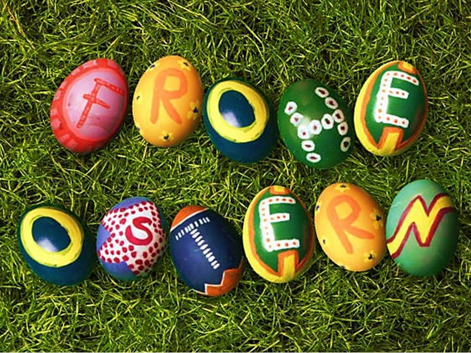 Frohe Ostern(mk)
