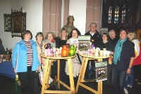 Das Messcafé-Team in der Agneskirche (Jan. 2013)